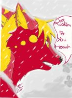 listen to you heart by mariewolf-hors-fox