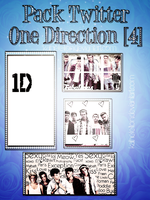 Pack Twitter One Direction [4] by KatheFelton