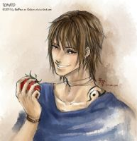 TOMATO by RedPear