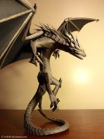 Grey Dragon - Side by Richi89