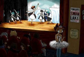 Death By Penguins: Upstaged by SKOpseudonym