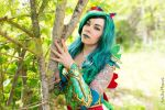 Orignal Armoured Venusaur Cosplay by Ellipses Cosp by Shroker