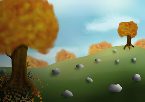 An Autumn Day by Natalie02