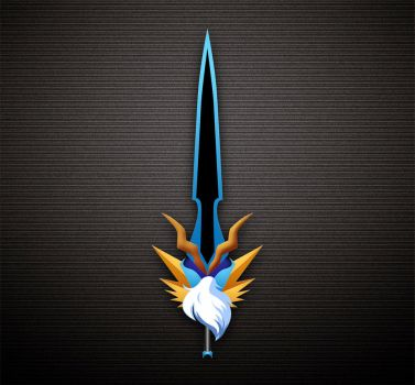 Cobalion - Sword of Justice by KuyaNix