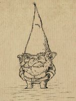 Gnome Sketch by IgorSan