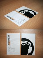 Business Card by rembrandt83