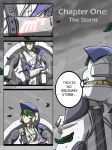Yu-Gi-Oh! - D-Stortion Page 1 by threatningroar
