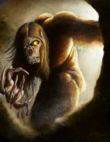 Skinwalker by Jacksworld82