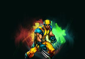 Wolverine: X-men by commanderlewis