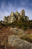 Roche Rock by Waylandscape