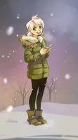 snow by meago