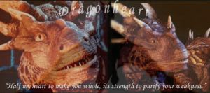 New DragonHeart Banner by ShadowedFate