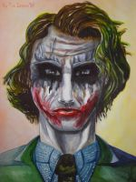 Why so serious? by Toa-Lagara