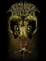Defleshed and Crucified by TheFranology