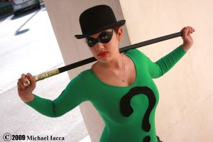 The Riddler 1 by Insane-Pencil