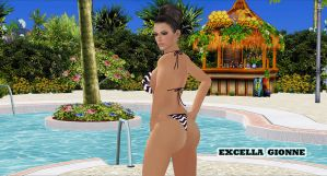 Excella Gionne    POOL-WALLPAPER by blw7920