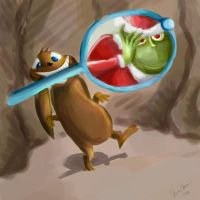 Grinch by TheNecco