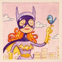 Batgirl Commission by MattKaufenberg