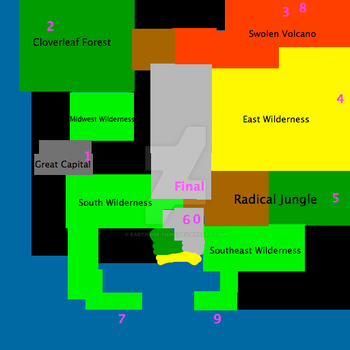 KH Fangame World Map Concept by Earthrise-Films