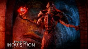 Dragon Age Inquisition Corypheus by micro5797