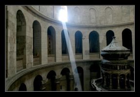 Holy Sepulchre II by invisiblewl