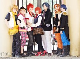 UtaPri: Our song by raburabuShinya