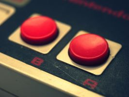 Big Red Button by mikemcnary