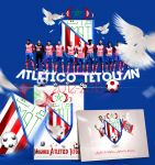 Atletico Tetouan 2012/2013 Portfolio by Hamdan-Graphics