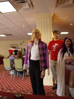 Howl at Anime Detroit 2010 by CynicalSniper