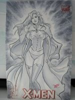 White Queen from NYCC 2012 by MichaelDooney