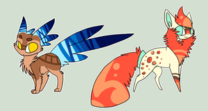 Design Auctions .:CLOSED:. by candysprites