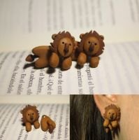Noah Earrings by Nabila1790