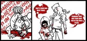 L4d2-That's Bad Meat by DementedDustBunnies