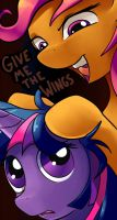 Scoot / Twi Thing by GSphere