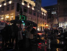 Night Life by CRStock