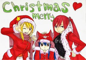 Merry Christmas !!! by love-jerza