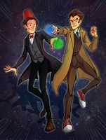 2 Doctors by Lis-Alis