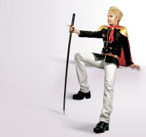 Final Fantasy Type-0 by Zander-V