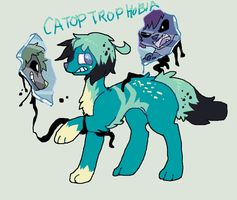 Catoptrophobia Auction CLOSED by PillowRabbit
