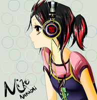 Miko Headphones by Vexcel