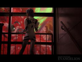 Rei Ayanami: End of Evangelion by MaryjaneDesignStudio
