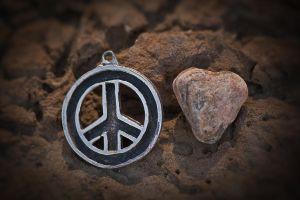 Peace and Hard Love by Nikonoclaste
