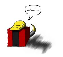 G1 Sludge Cube by Shirobutterfly