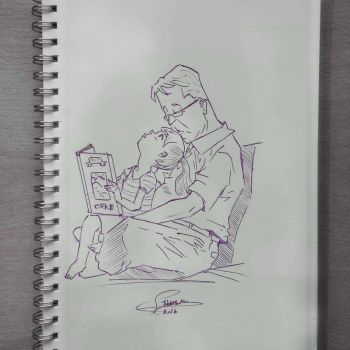 father by abbasmuhammed