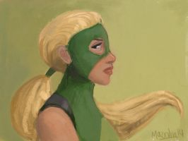 artemis crock by Mazrilin
