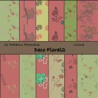 Deco Floral2 by libidules