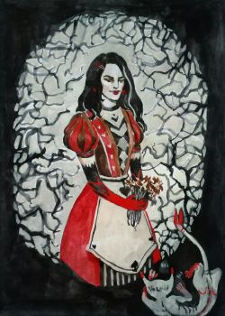 Alice Madness Returns by Marsellia