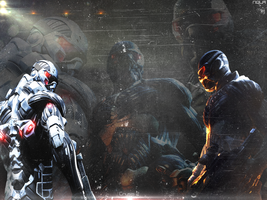 Wallpaper Crysis 2 || TheGraphicsArts - Nola - TGA by TheGraphicsArts