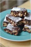 Foodporn: Rocky road crunch bars by Persephine