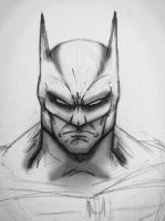 The Dark Knight by Dee-Pathirana